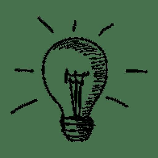 Idea Hand Drawn Icon