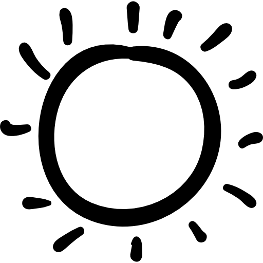 Weather Hand Drawn Icon