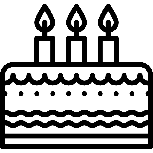 Birthday Cake Icons Free Download