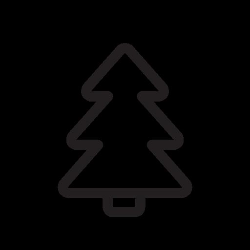 Christmas, Holiday, New Year, Tree, Xmas Icon