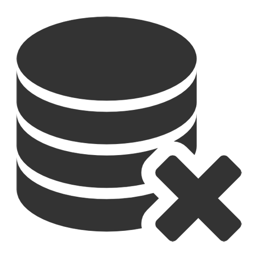 Delete Database Icon Download Free Icons
