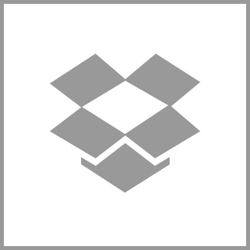 Dropbox Free Social Media Icon Download