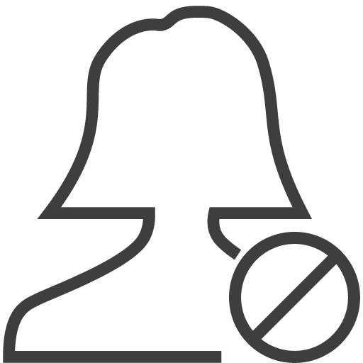 User Woman Invalid Icon