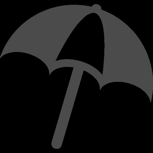 Beach Umbrella Free Icon