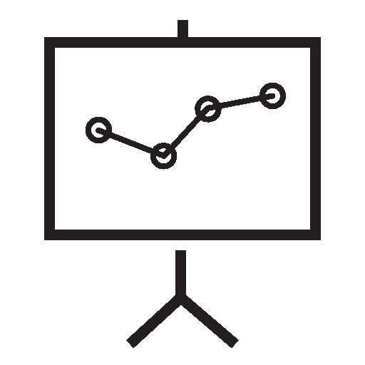 Presentation Free Vector Icons Designed