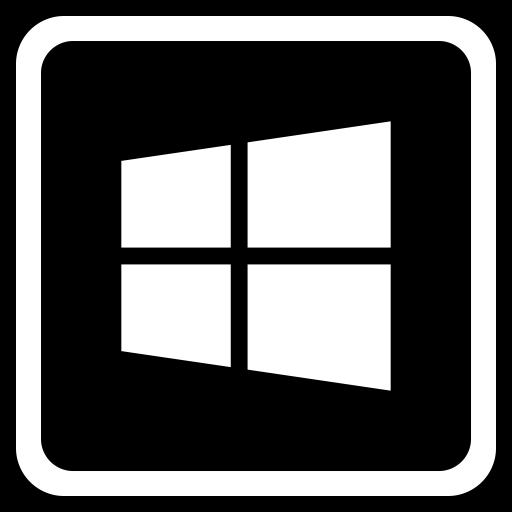 Media, Social, Windows Icon