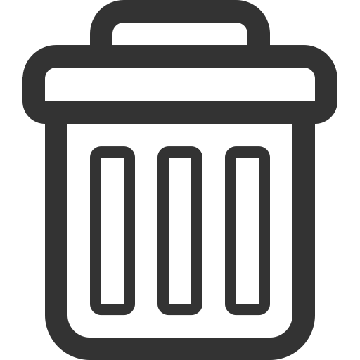 Trash Can Icons No Attribution