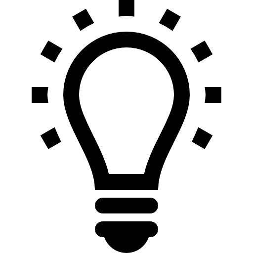 Lightbulb Icons Free Download