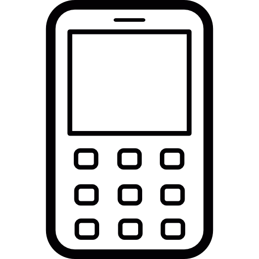 Phone Mobile Icons Free Download