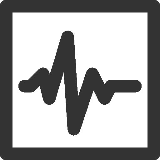 Medicine Heart Monitor Icon