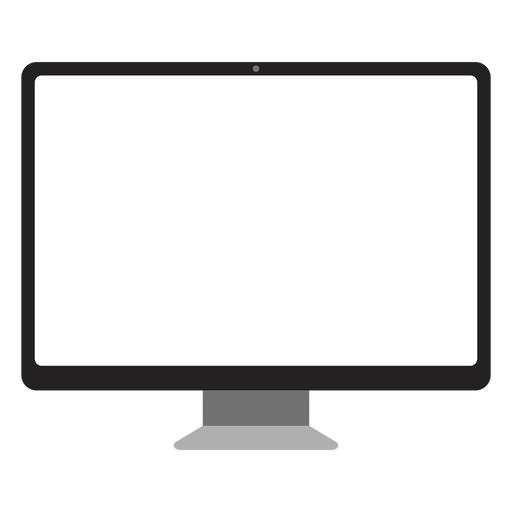 Vector Screen Monitor Icon Transparent Png Clipart Free Download