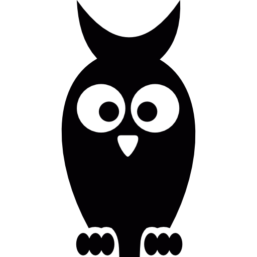 Halloween Owl Icons Free Download