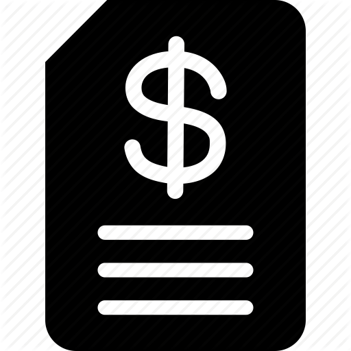 Font Awesome Invoice Icon Picci Invoice