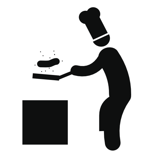Chef Is Cooking Icon Download Free Icons