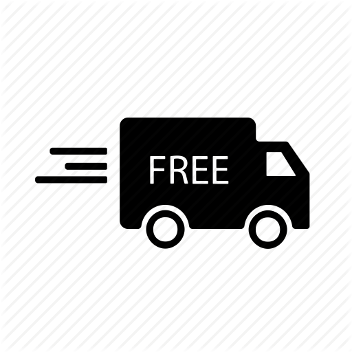 Delivery, Ecommerce, Free, Shipping, Transport, Vehicle Icon