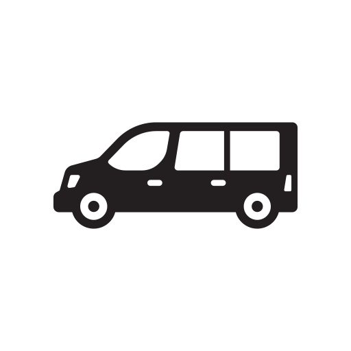 Camper, Delivery, Mini, Shipping, Truck, Van Icon Free