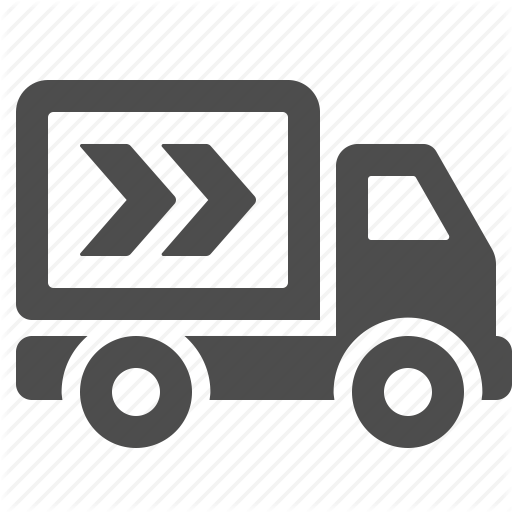 Delivery Truck Icon Free Icons