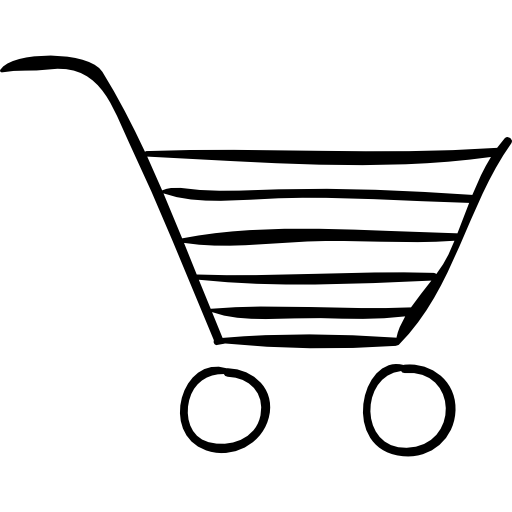 Shopping Cart Sketch