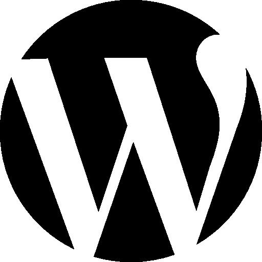 Wordpress Circular Logo Icons Free Download