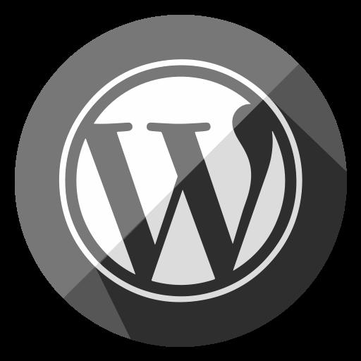 Blogging, Browser, Business, Internet, Seo, Web, Wordpress Icon