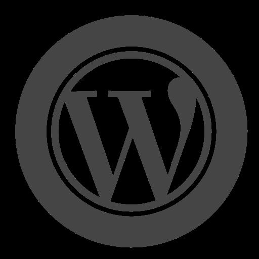 Circle, Wordpress Icon
