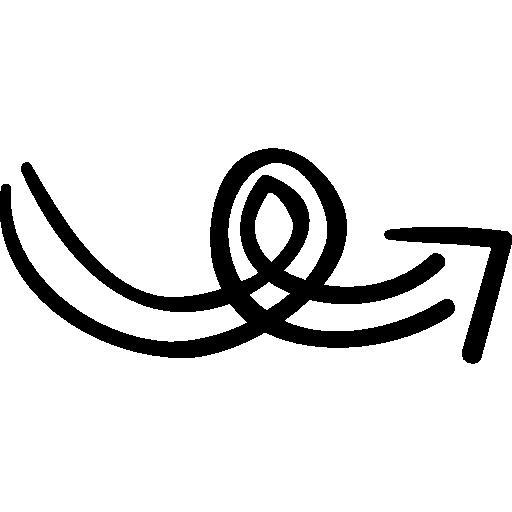 Sketch Loop Arrow