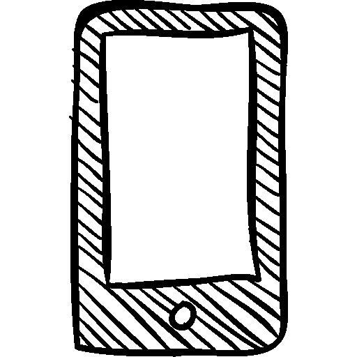 Tablet Computer Sketch