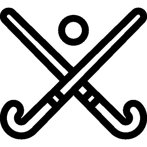 Field Hockey Sticks Free Sports Icons Logo Image