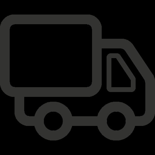 Transparent Icon Truck