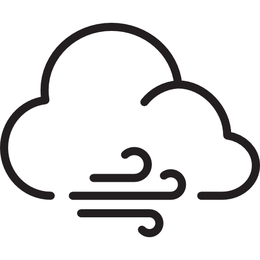 Weather, Cloud, Wind Icon Free Of Weather Icons Light