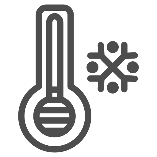 Zero, Temperature, Air, Cold, Weather, Condition, Fresh Icon