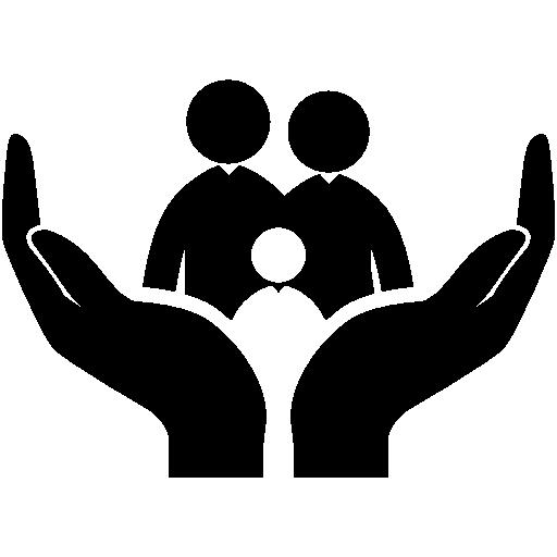Familiar Insurance Symbol Free Vector Icons Designed
