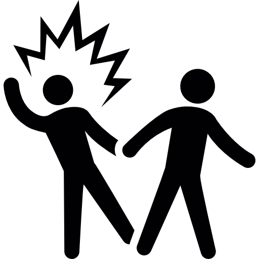 Surprised Man With A Friend Icons Free Download