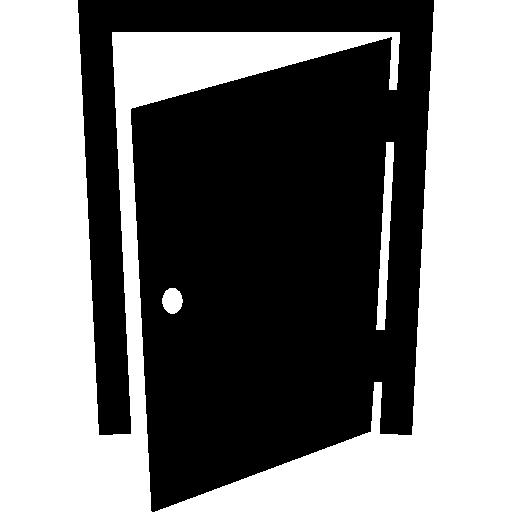 Exit Opened Door Icons Free Download