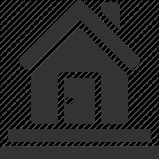 Building, Door, Doorway, Entrance, Front, Real Estate, Realty Icon