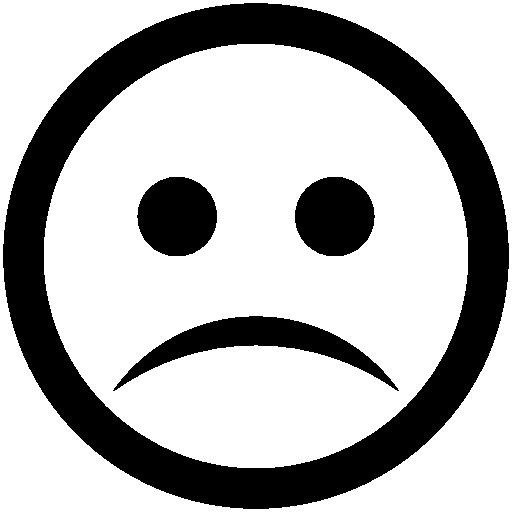Messaging Sad Icon Windows Iconset