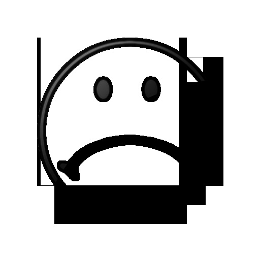 Free Frowny Face Clip Art
