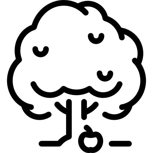 Apple Tree Icons Free Download