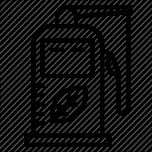Eco, Fuel Icon