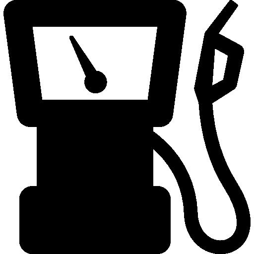 Gas Pump, Gasoline Pump, Petrol Pump, Networking Icon