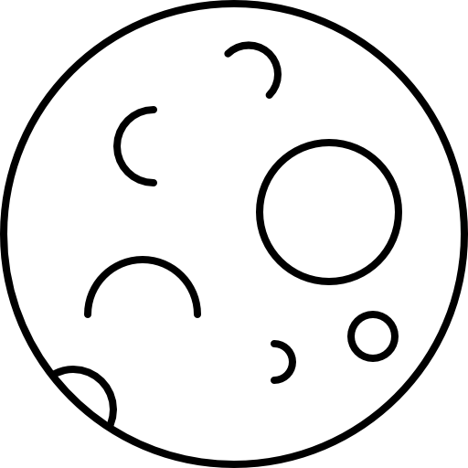 Moon Icons Free Download