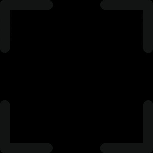 Fullscreen, Maximize Icon