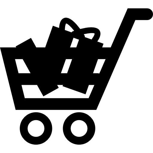 Shopping Cart Full Icons Free Download