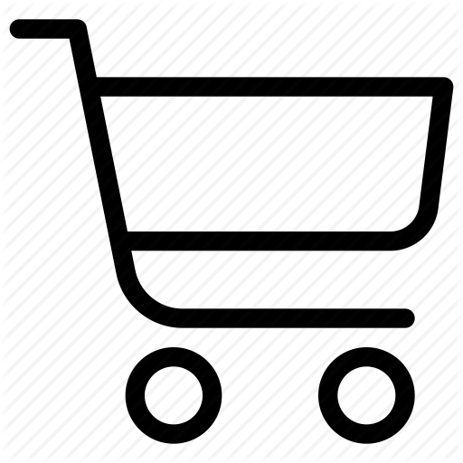 Carriage, Cart, E Commerce, Line Icon, Shopping, Shopping Cart