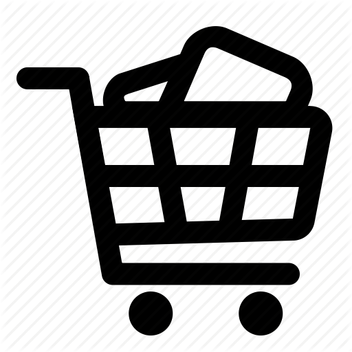 Cart, Ecommerce, Full, Shopping, Trolley Icon