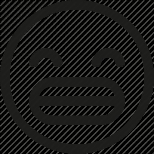 Avatar, Emoji, Emoticon, Funny, Grin, Happy, Scalable Icon