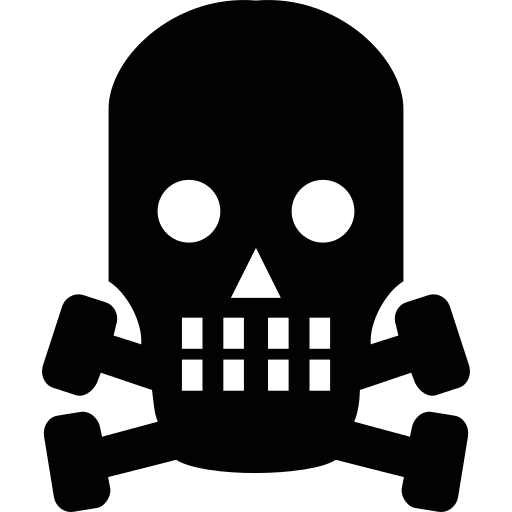 Funny Skull Png Icon