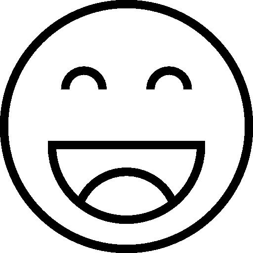 Laugh, Funny Icon