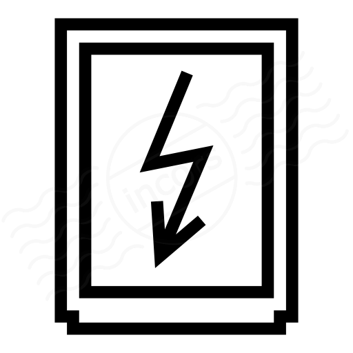 Iconexperience I Collection Cabinet Flash Icon