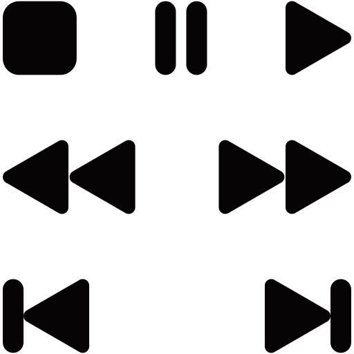 Controls Button Icon
